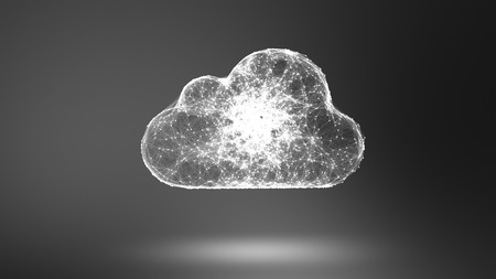 plurality: cloud storage, network conception from a plurality of hosts and communications