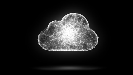 hosts: cloud storage, network conception from a plurality of hosts and communications