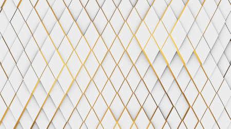 pattern wallpaper turbulent wavy diamonds tiles on yellow background