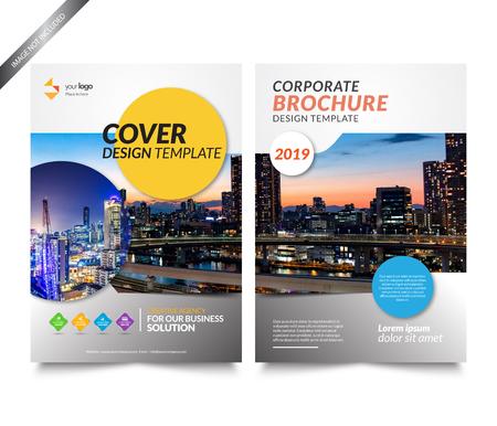Cover Design Template, Annual Report Template