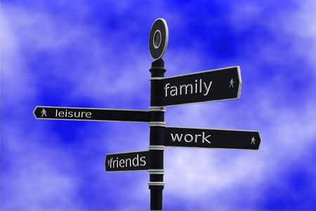 Work Life Balance Stock Photo - 6678812