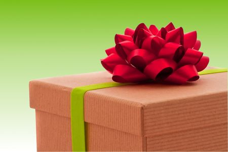 beautifully wrapped: Beautifully wrapped present