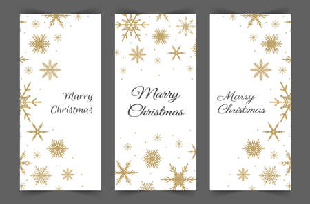 Christmas stories template. Social media vertical backgrounds. New Year design in cute scandinavian style. Christmas design for posts. Ilustração