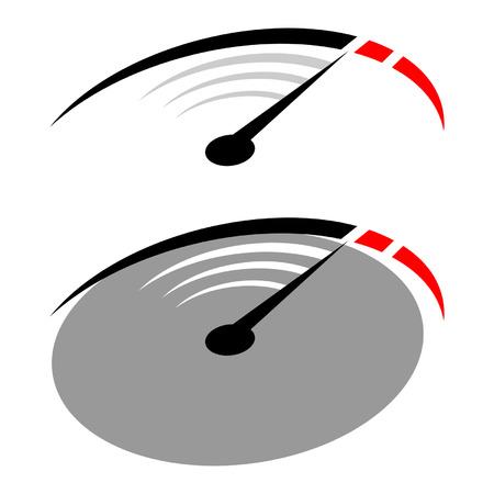 odometer: tachometer icon