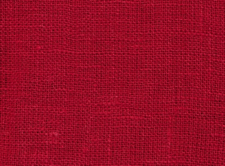 woven: Background - red woven fabric Stock Photo