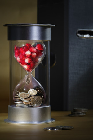 For one people cultivation and processing of a crop - savings; for many - the everyday work connected with profits and losses. Timeliness is of great importance. Garnet grains are transformed into money.