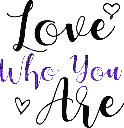 Love who you are, SHORT QUOTES Inspirational Quotes