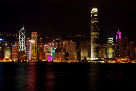 hong kong night: Hong Kong Night