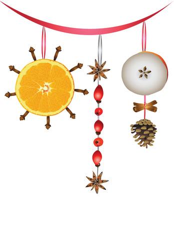christmas scent: Aroma de la Navidad