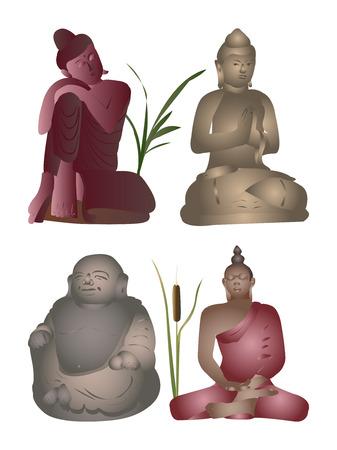 philosophic: Buddhas