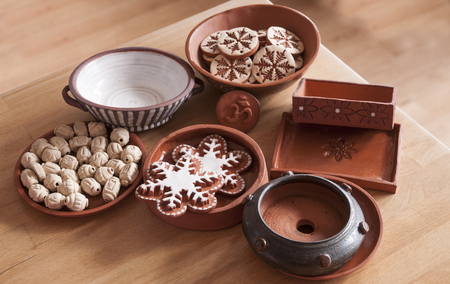 Ceramic art 写真素材
