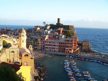 Un panorama pittoresque dans Vernazza