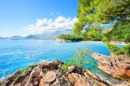 adriatic: Cerulean Adriatic sea