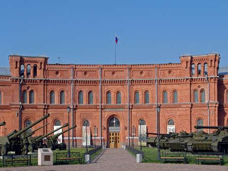 arsenal: museum of artillery. arsenal. 1850-1860. saint-petersburg. russia