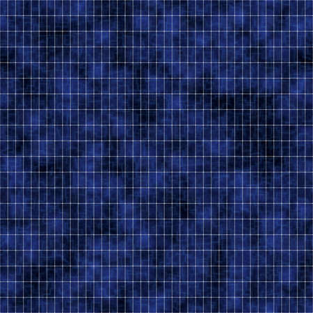 Blue close-up seamless texture of solar panel