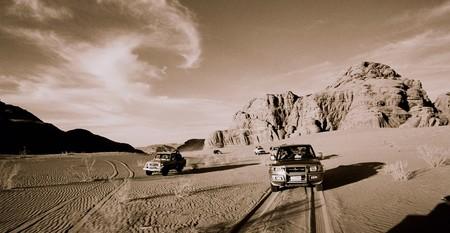 wadi: An excursion to Wadi Rum