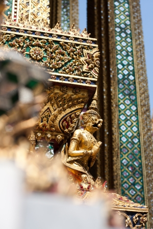 The beauty of Thai temples Stock Photo - 14006897