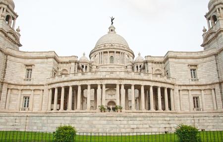 Victoria Memorial at Kalkata, India