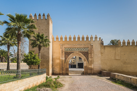 publicly: Bab Lamar (the order gate) situated in front of the main gate of the royal palace in Fes, Morocco, and lying on the parking lot of Mellah neighbourhood. It was called so, because in the past, the orders of the Sultans were avowed publicly by the mkhaznia