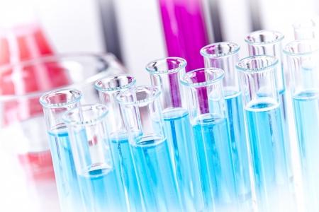 laboratorio clinico: Tubos de ensayo