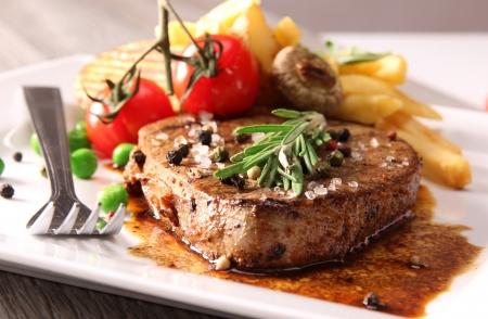mignon: Grilled Beef Steak