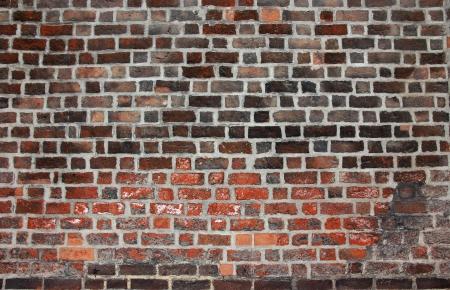 bumpy: Brick wall texture Stock Photo