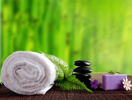cosmetic products: Spa treatment