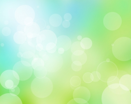 de focus: Abstract spring background