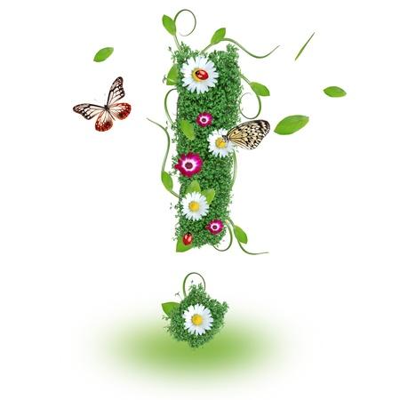 papilio: Beautiful spring Exclamation mark