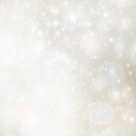star background: Abstract Christmas background Stock Photo