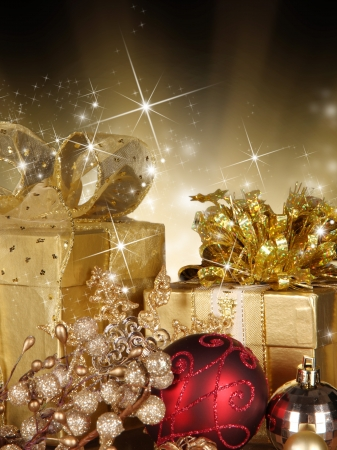 winter party: Natale sfondo