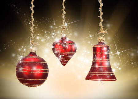 festive occasions: Christmas background