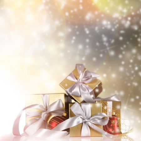 festive occasions: Christmas gifts