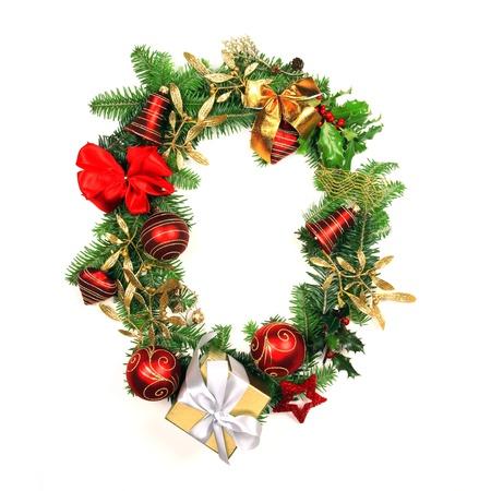 Christmas Alphabet Letter Stock Photo - 16309161