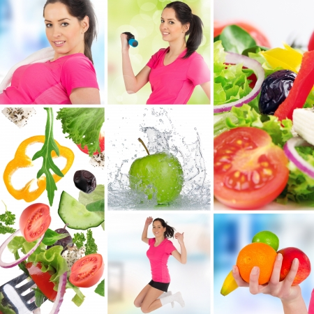Healthy life style photo
