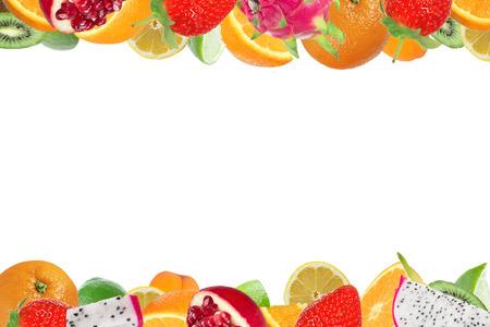 citrus: Fruit background. Stock Photo