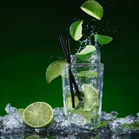 mix drankje Stockfoto