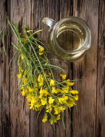 oilseed rape: herbs