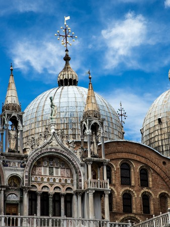 Cathedral of San Marco, Venice - Piazza San Marco, Italy  photo