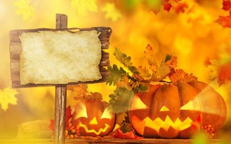 scarry: Scarry pumpkins, jack-o-lantern, Halloween theme.