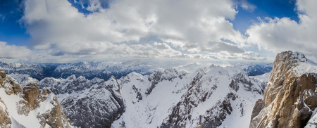 world natural heritage: Dolomites mountain or the Italian Alps, Unesco natural world heritage.