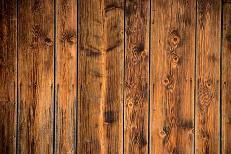 Wood texture background viewed from above. Stock Photo