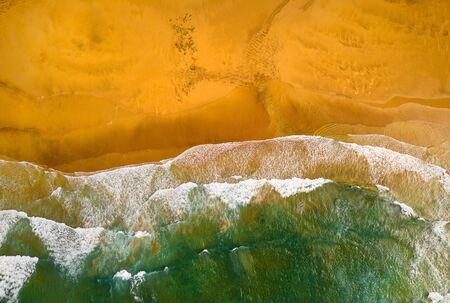 Aerial view of tropical ocean Reklamní fotografie
