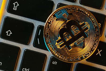 Bitcoin online payment technology