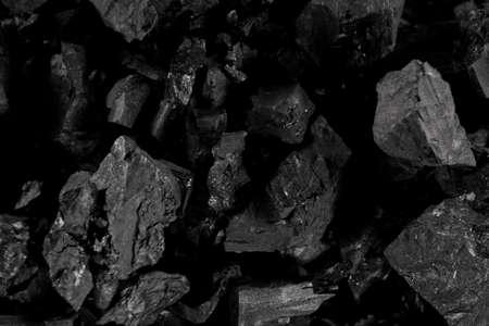 Black charcoal texture Zdjęcie Seryjne