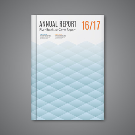 brochure cover design: Abstract low polygonal shape background for corporate business annual report book cover brochure flyer poster.