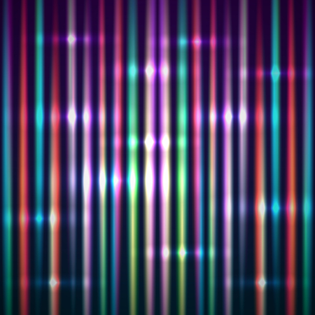 colorful lights: Abstract glossy vector background with colorful lights.