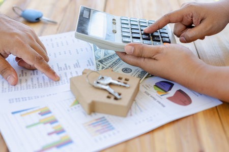 Accounting and tax audits by inspectors and consultants before entering into a loan agreement for home purchases To check the balance of the borrowers financial documents