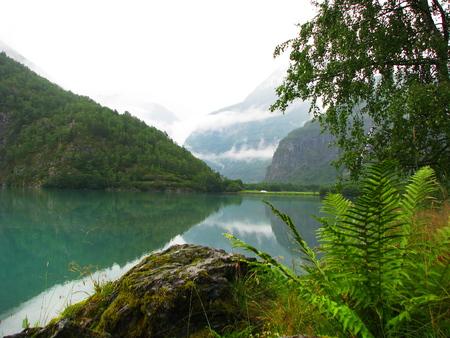 calmness: lake calmness veiw