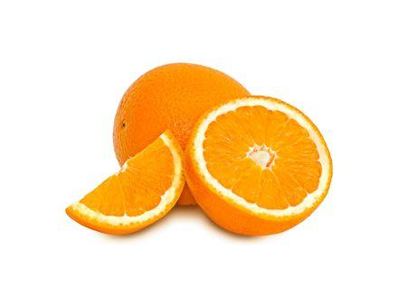 Orange isolated on white background  Stock Photo - 7064731